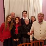 UNITI A CASTANA E VICOFORTE Voena Mario, Caterina Marrara, Giuseppina, Gino, Lorenzo, Giulia, Giada