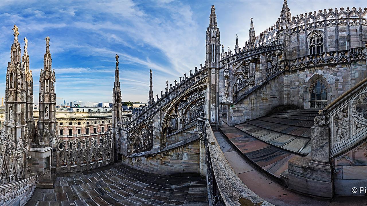 Duomo @ 360° - Duomo di Milano