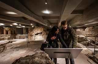 Visite Area Archeologica del Duomo