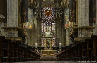 Duomo Di Milano Kerkfotografie