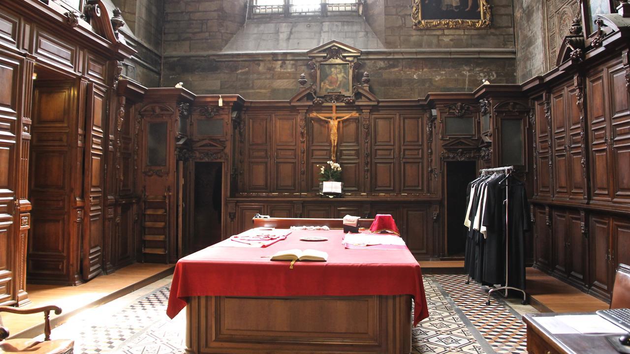 Sacrestia del Duomo di Milano