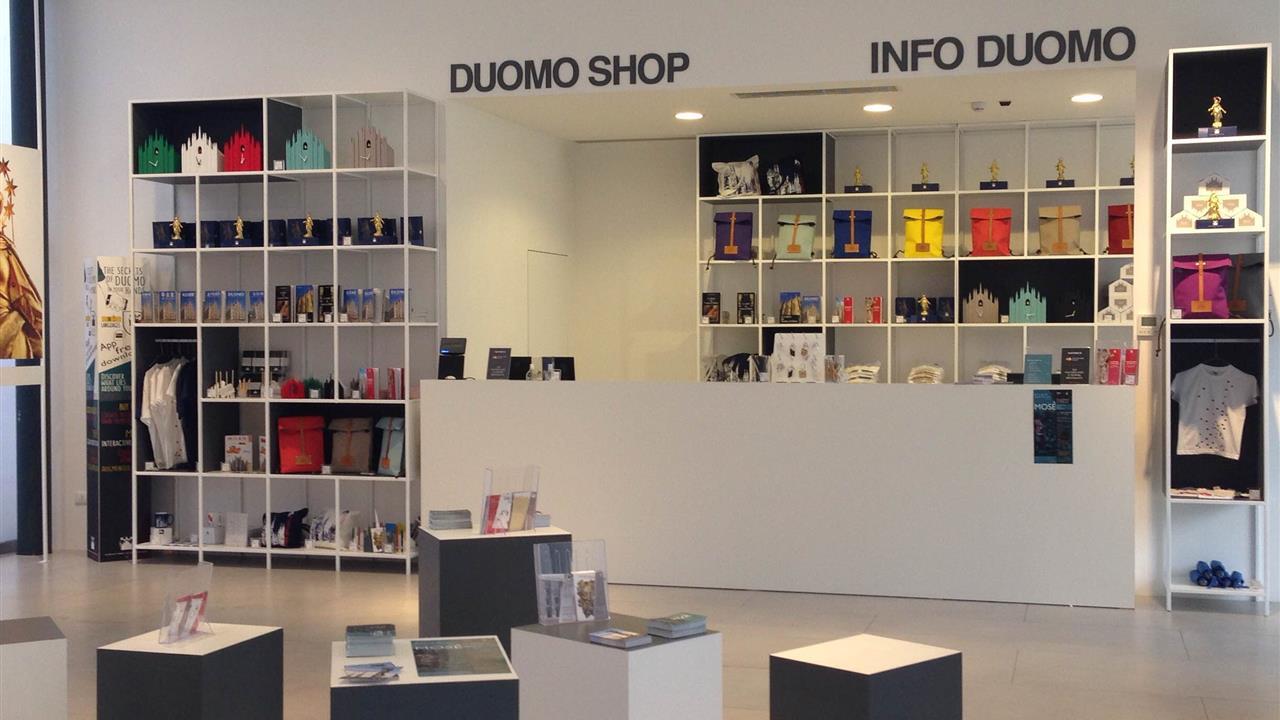 c3714b593b064 Duomo shop Expo - Museo del Duomo Official Site