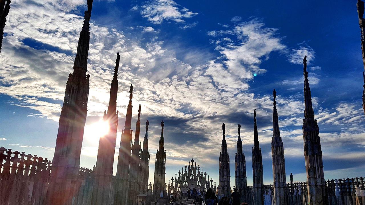 Weekend e festività, le Terrazze del Duomo prolungano l\'orario di ...