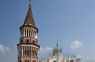 Copyright MASSIMO ZINGARDI Chiesa Di San Gottardo In Corte2