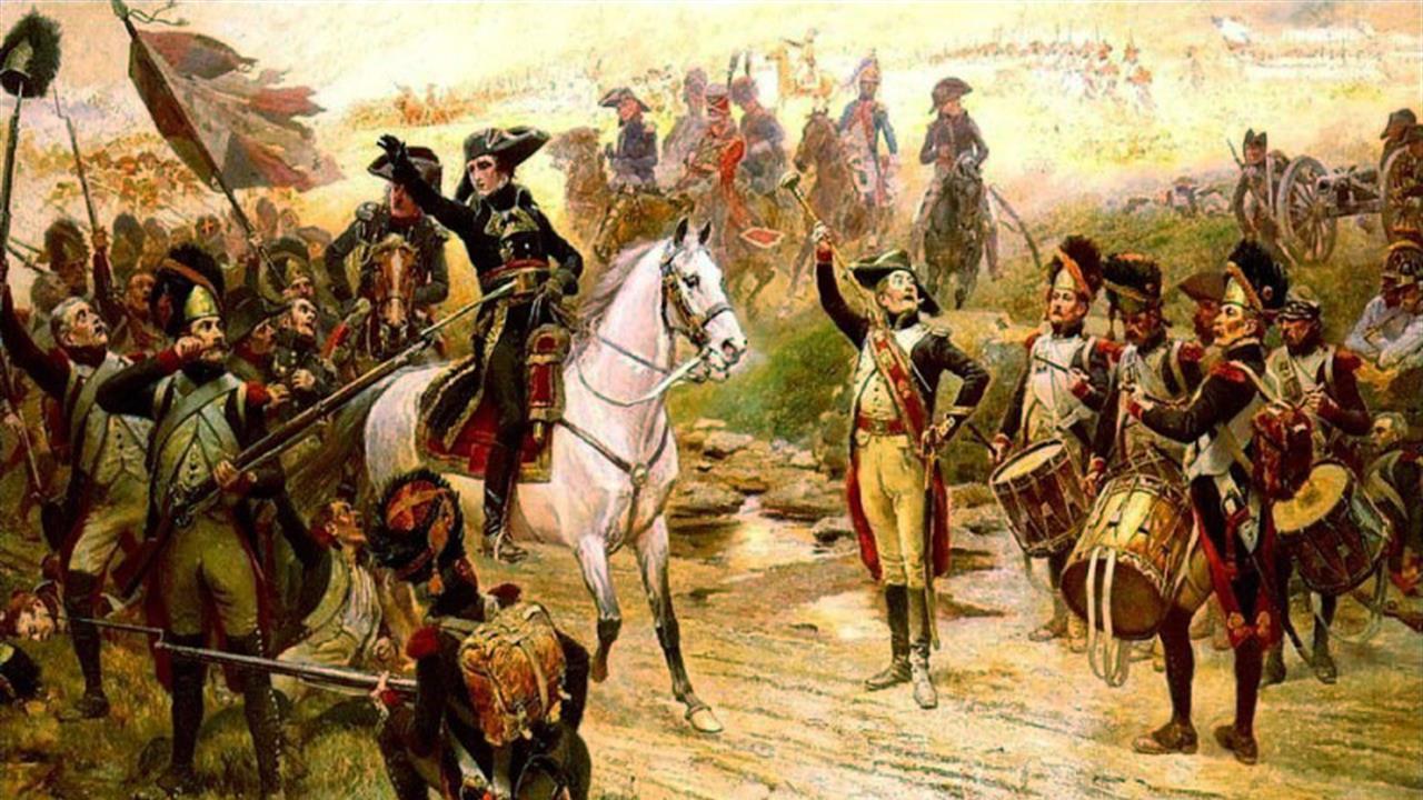 Bonaparte A Marengo
