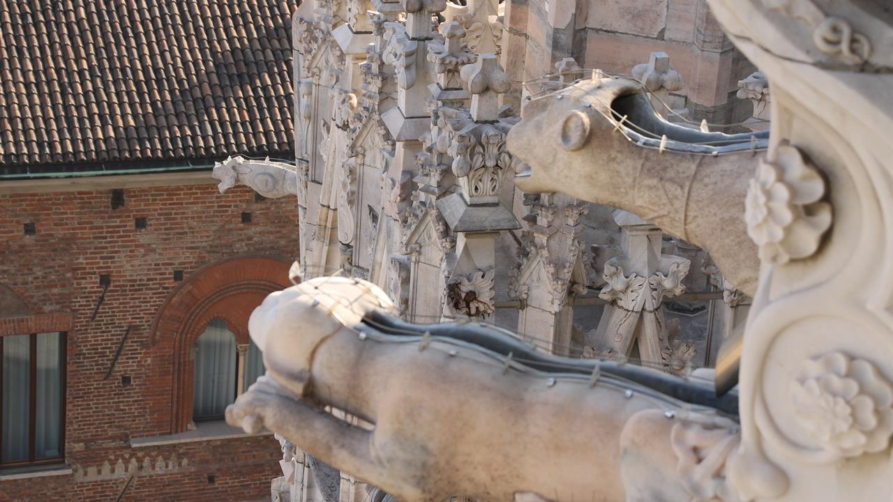 Doccioni del Duomo di Milano