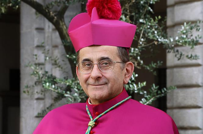 Arcivescovo Mons. Mario Delpini