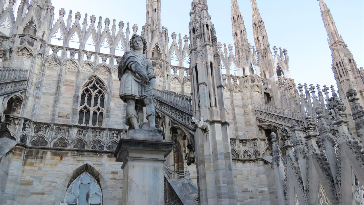 Visita Guidata: Passeggiata fra le guglie del Duomo - Duomo di Milano