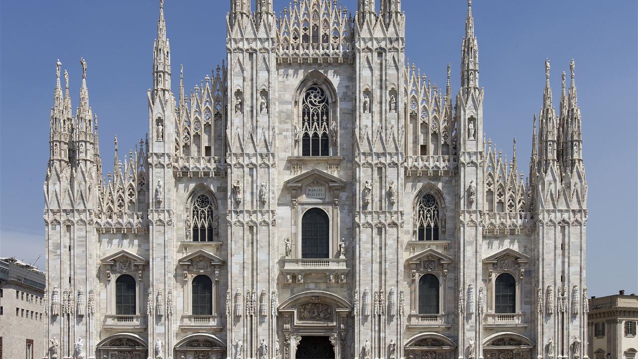 history of the cathedral duomo di milano