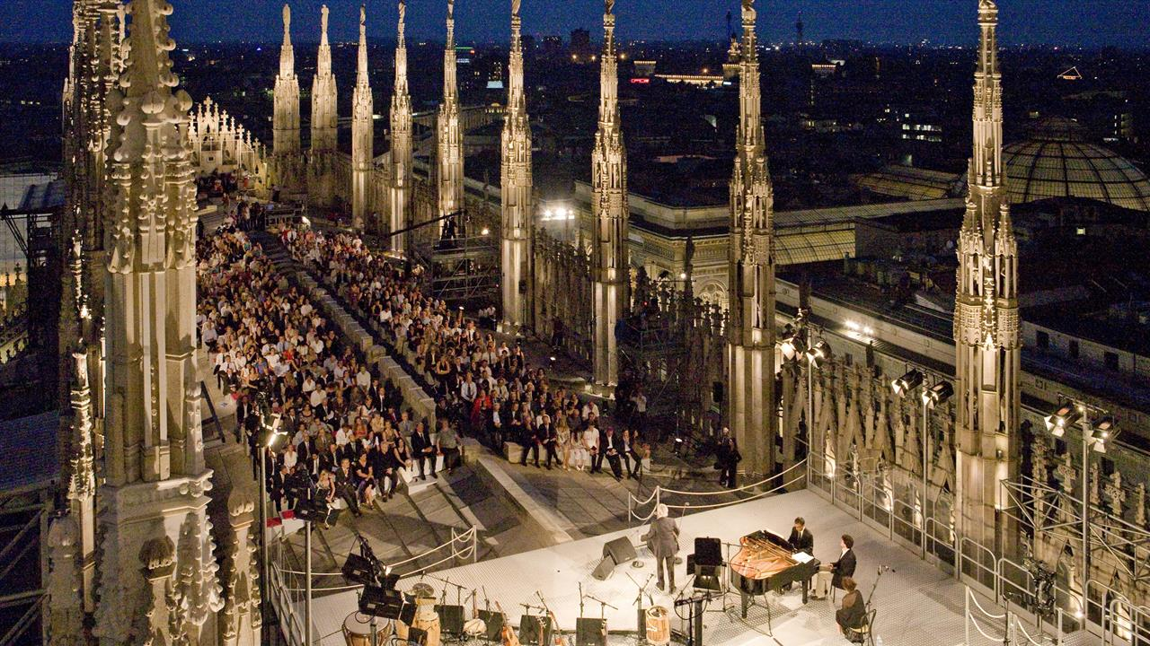Eventi EXPO2015 - Duomo di Milano