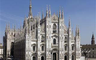 duomo di Milano esterni