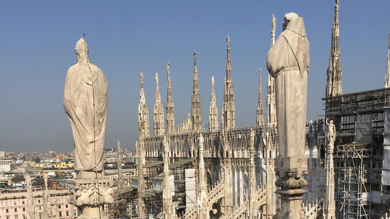 Guided tour: Duomo tour with Rooftops - Duomo di Milano