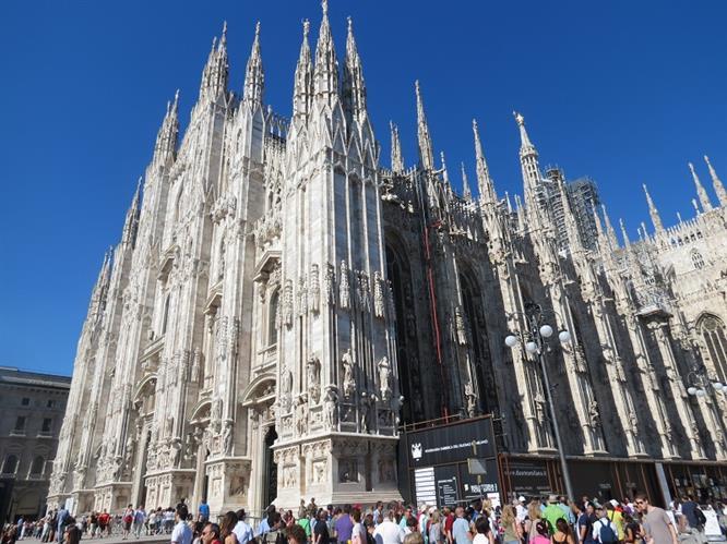 Duomo Fianco