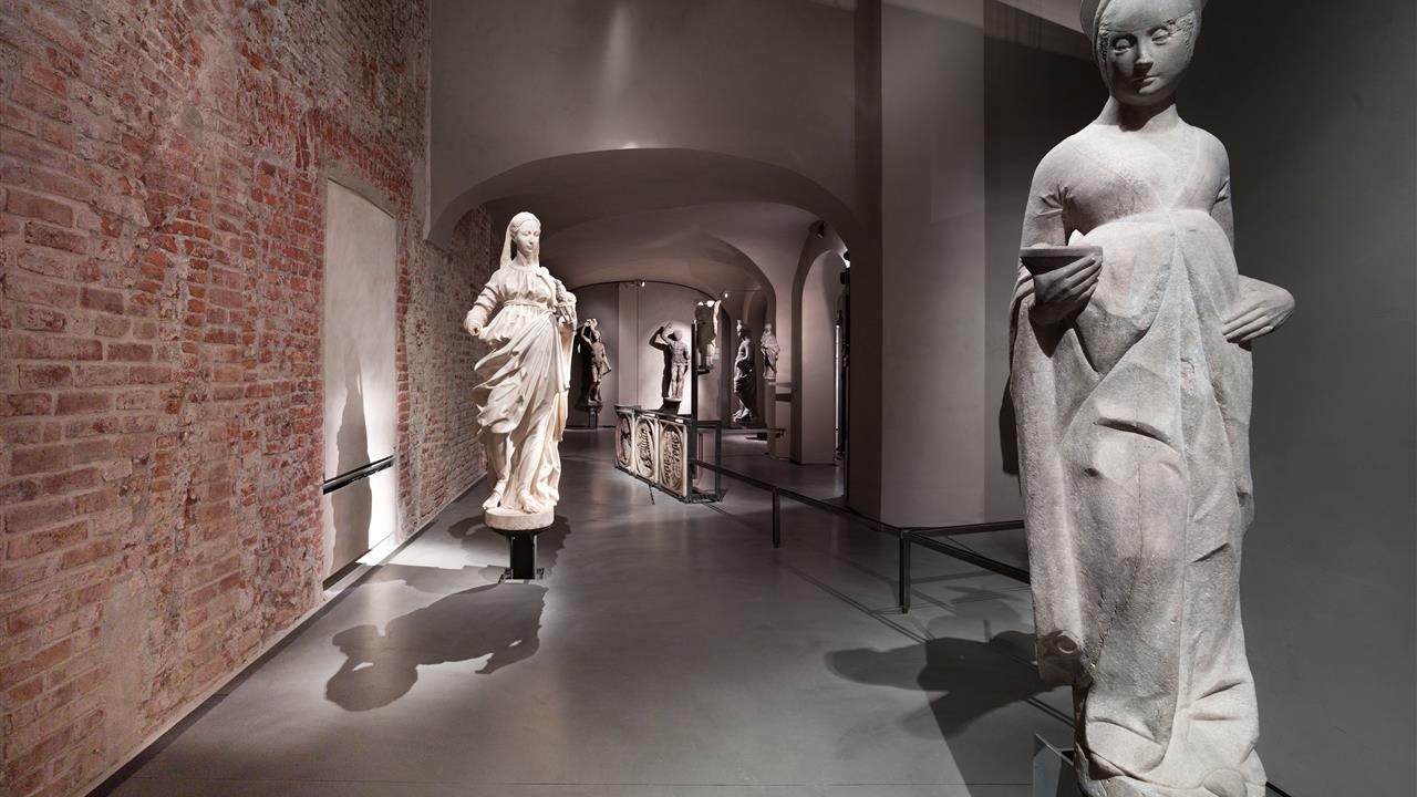 Il grande museo del duomo di milano © Francesco Castagna