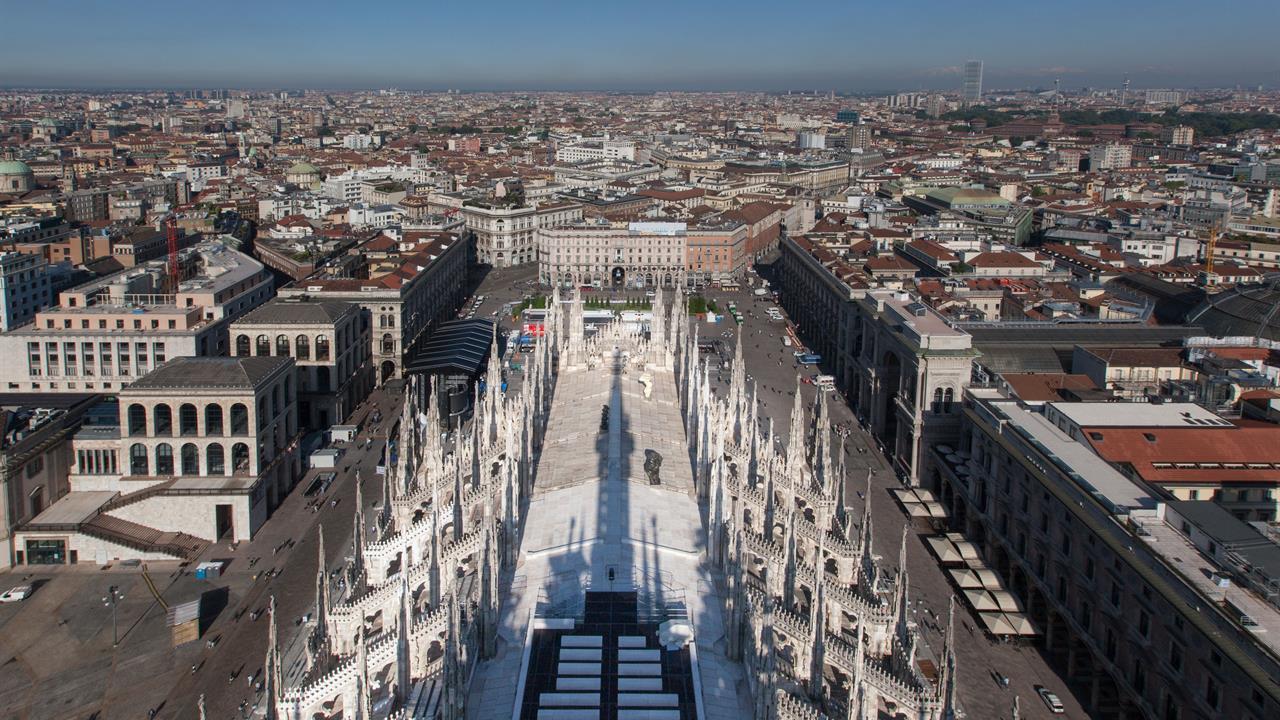 Visita le Terrazze del Duomo con il nuovo Biglietto Fast-Track ...