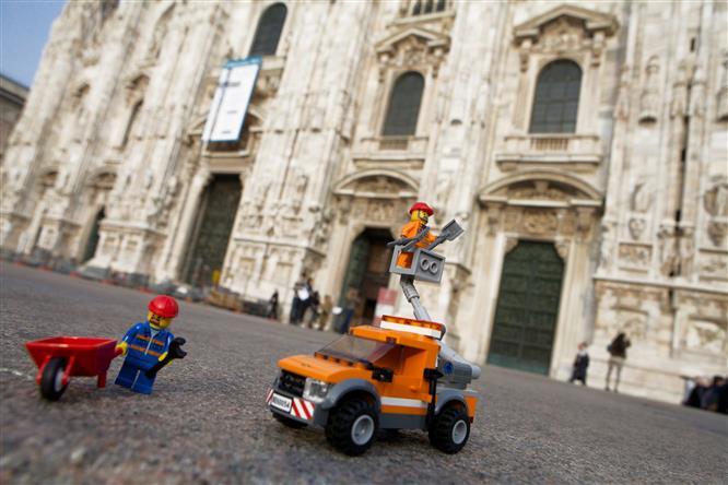 Foto Duomo Lego