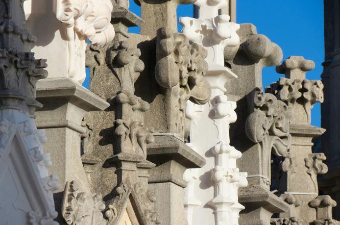 Passeggiata fra le guglie del Duomo 3