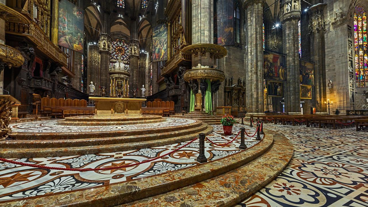 Duomo Eventi speciali