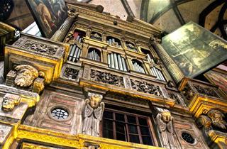 Cronologia degli organi del Duomo di Milano